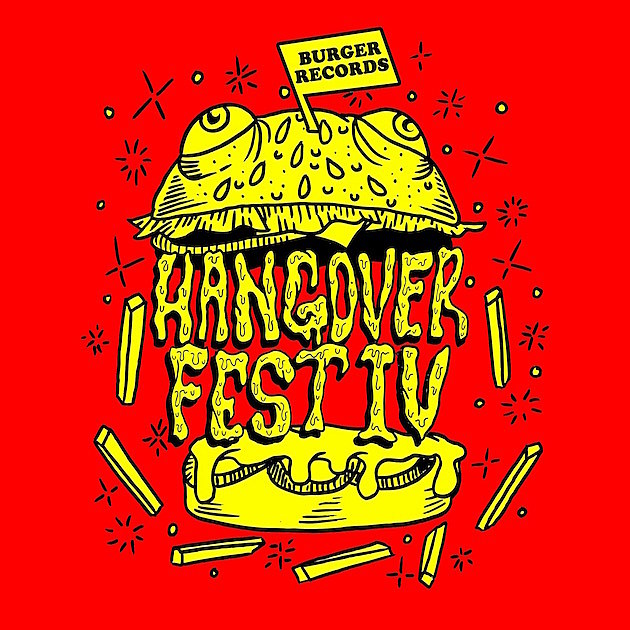 Burger Records Hangover Fest IV