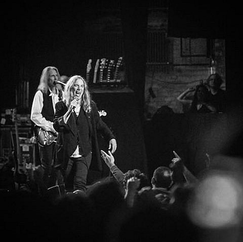 Patti Smith Horses at Beacon Theatre