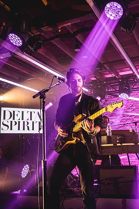 Delta Spirit & Heartless Bastards @ Brazos Hall for Yahoo - 3/19/2015