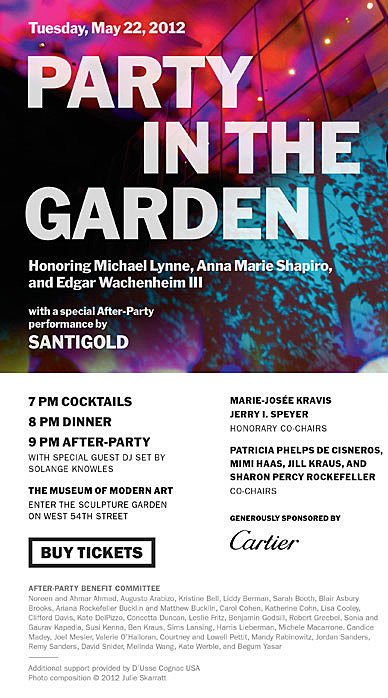 Party in the Garden