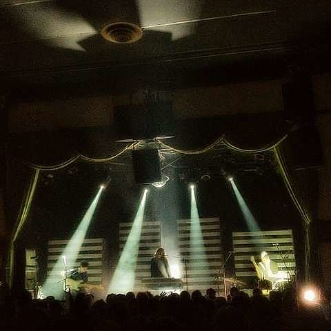 Beach House Ed Droste Instagram