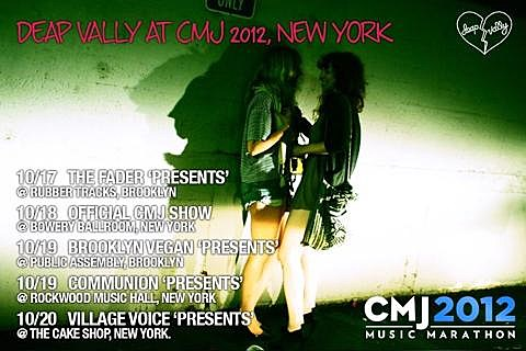 deap vally cmj
