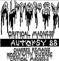 Autopsy's Critical Madness