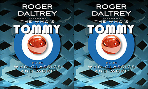 Roger Daltrey performs Tommy
