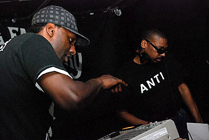 Anti-Pop Consortium @ Knitting Factory