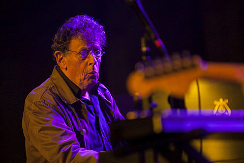 Philip Glass and Tyondai Braxton