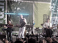 Belle & Sebastian @ Battery Park
