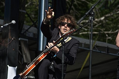 pictures from the 2009 Rothbury Festival (NSFW)
