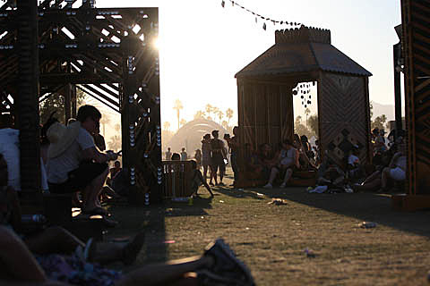 Coachella 2012 - Second Week Day 2