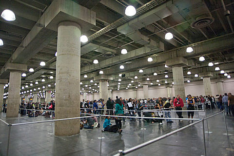 New York Comic Con and Anime Festival 2010