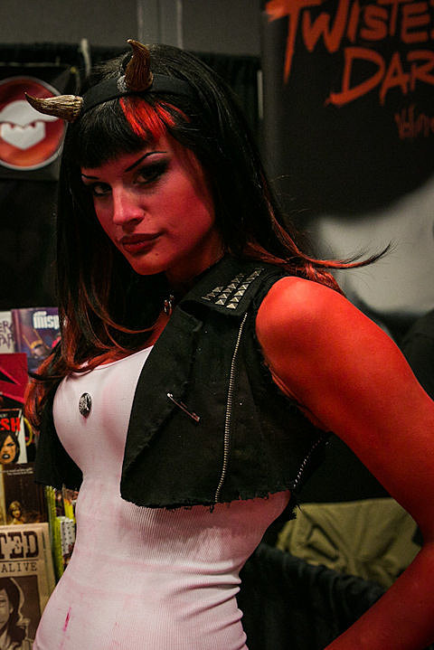 NY Comic Con 2012 in pictures - part II