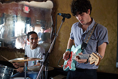 BrooklynVegan @ SXSW 2012 - Hotel Vegas and the Voldstead Lounge