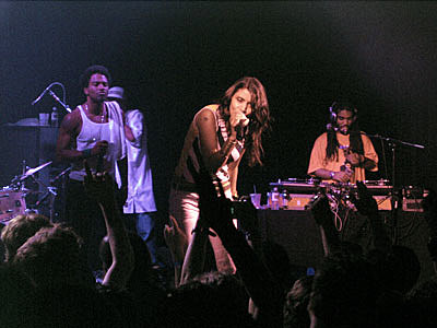 Digable Planets @ Irving Plaza