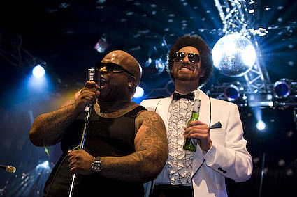 Gnarls Barkley @ Highline Ballroom