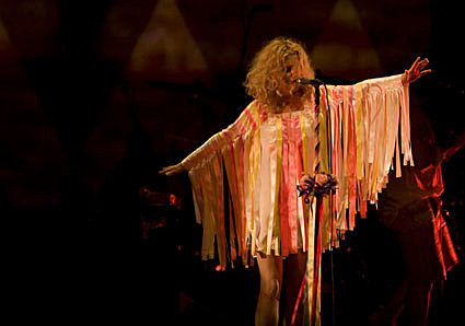 Goldfrapp @ Radio City