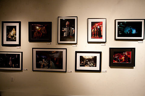 480 Pixels: An Exhibition of BrooklynVegan Music Photography  at 92YTribeca