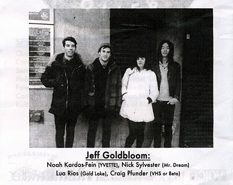 Jeff Goldbloom