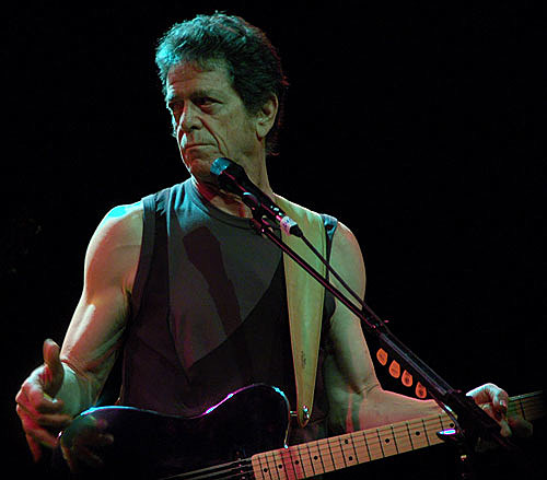 Lou Reed @ Highline Ballroom
