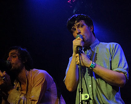 The Maccabees @ Knitting Factory