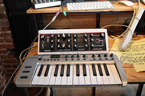 Moogfest 2012 Day 1