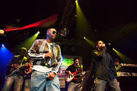 Nas and Damian Marley