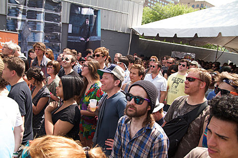BrooklynVegan & M For Montreal Free Saturday Austin Day Party