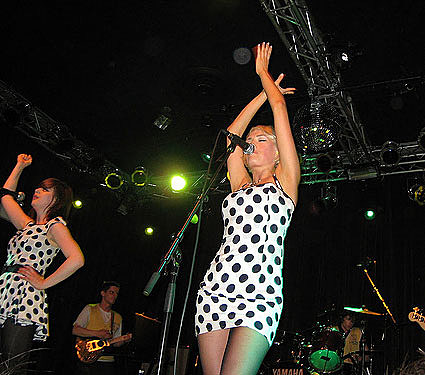 Pipettes @ highline Ballroom