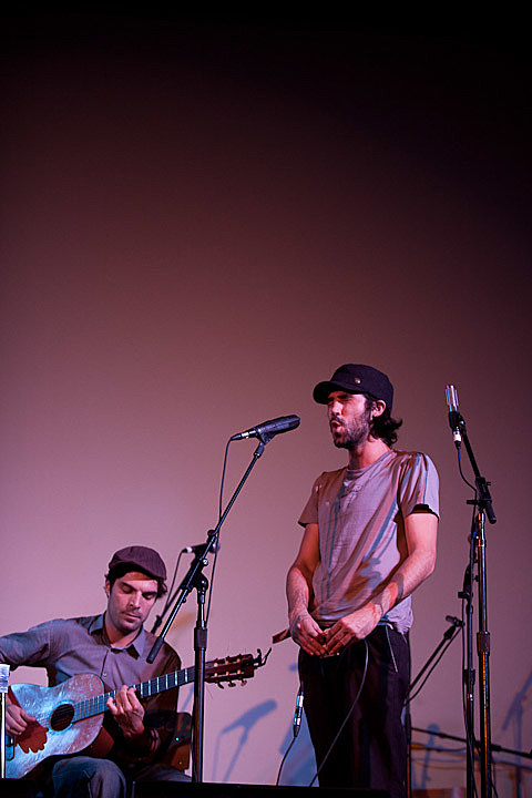 Patrick Watson's Sacred Sunday at Pop Montreal 2010