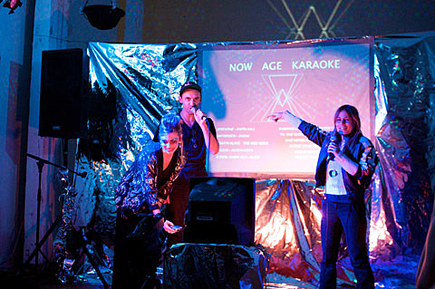 Issue Project Room's Now Age Karaoke hosted by Prince Rama