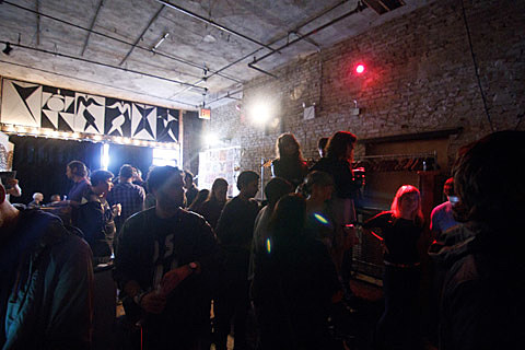 BrooklynVegan Friday Day Party