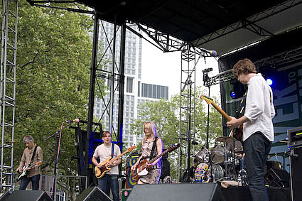 Sonic Youth @ Battery Park