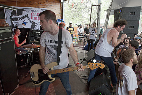 BrooklynVegan/Power of The Riff Day Party