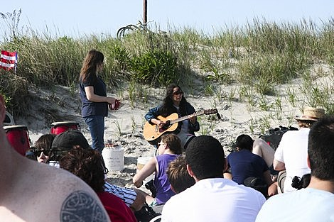 Todd P Acoustic BBQ - Fort Tilden