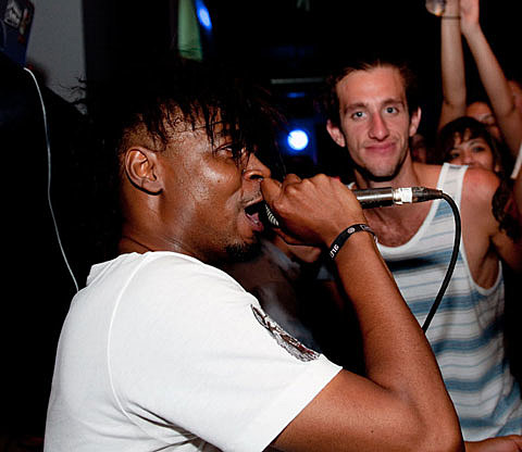 Tumblr Pitchfork After Party with Danny Brown & SKYWLKR, Corin Roddick (Of Purity Ring), and LOL Boys