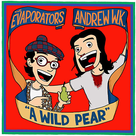 Andrew WK and Nardwuar