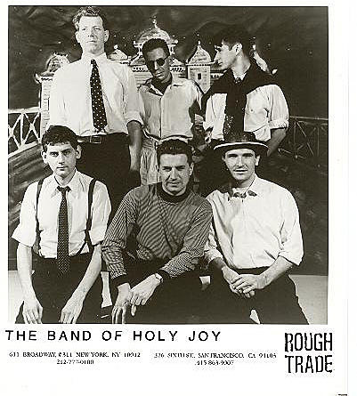 Band of Holy Joy