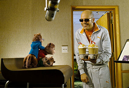 David Cross in The Chipmunks
