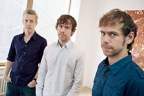 Bryce Dessner, Aaron Dessner, and Matthew Ritchie