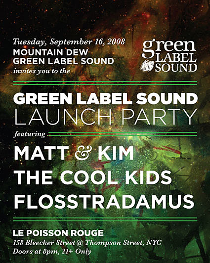 Green Label Sound