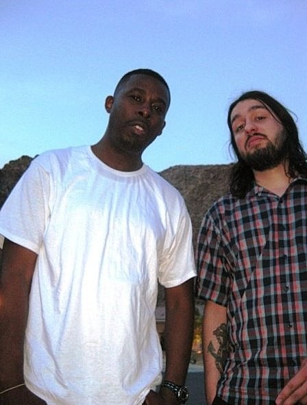 GZA and friend