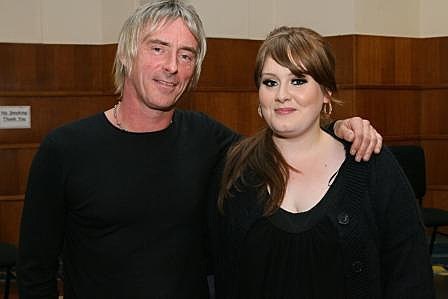 Paul Weller and ADele