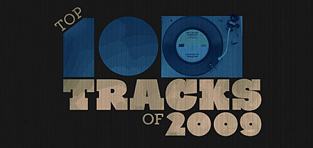 Top 100 Tracks of 2009