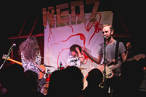 Yuck, The Sour Notes,  Hola Beach @ Red 7 - 2/5/2014