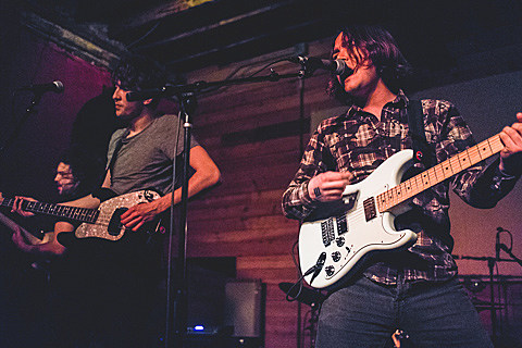 together PANGEA, Mozes and the Firstborn, Hundred Visions @ Mohawk - 2/5/2014