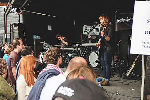 BrooklynVegan Day Show - Saturday @ Red 7 - 3/15/2014 SXSW