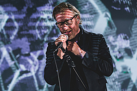 The National - Night 1 @ The Moody Theater w/ Warpaint - 4/21/2014