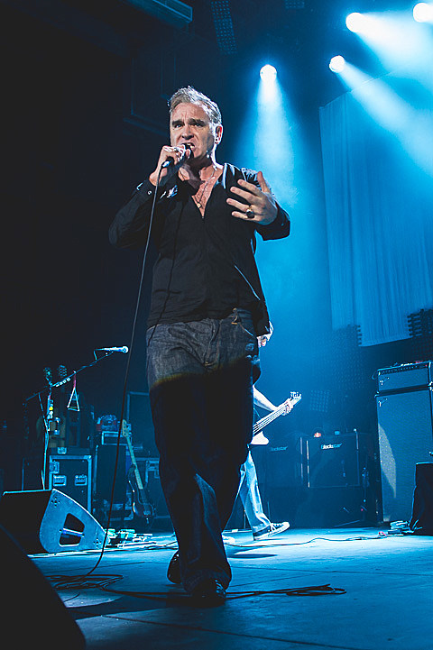 Morrissey @ Austin Music Hall w/ Kristeen Young - 5/24/2014