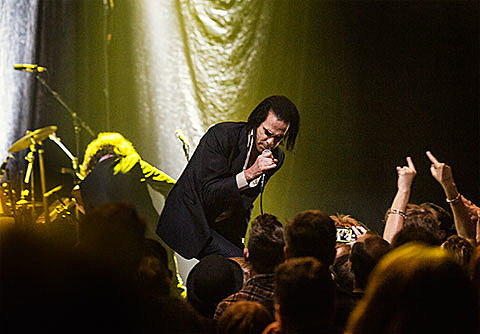 Nick Cave @ The bad Seeds @ ACL Live - 7/19/2014