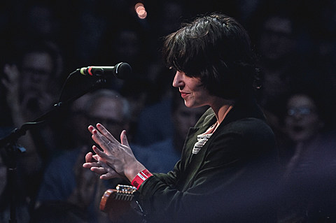 Sharon Van Etten @ The Mohawk - 10/18/2014