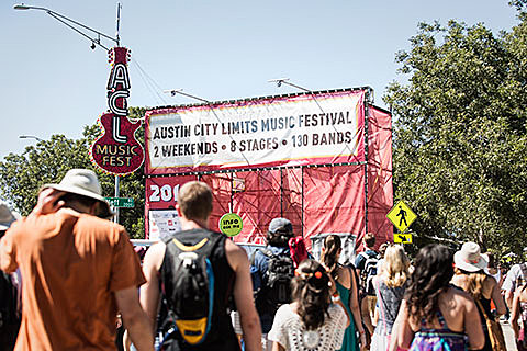 ACL Festival Day 2 - 10/4/2014